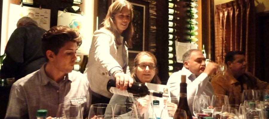 Taste of Wine: The wine educator to learn from is 'M'