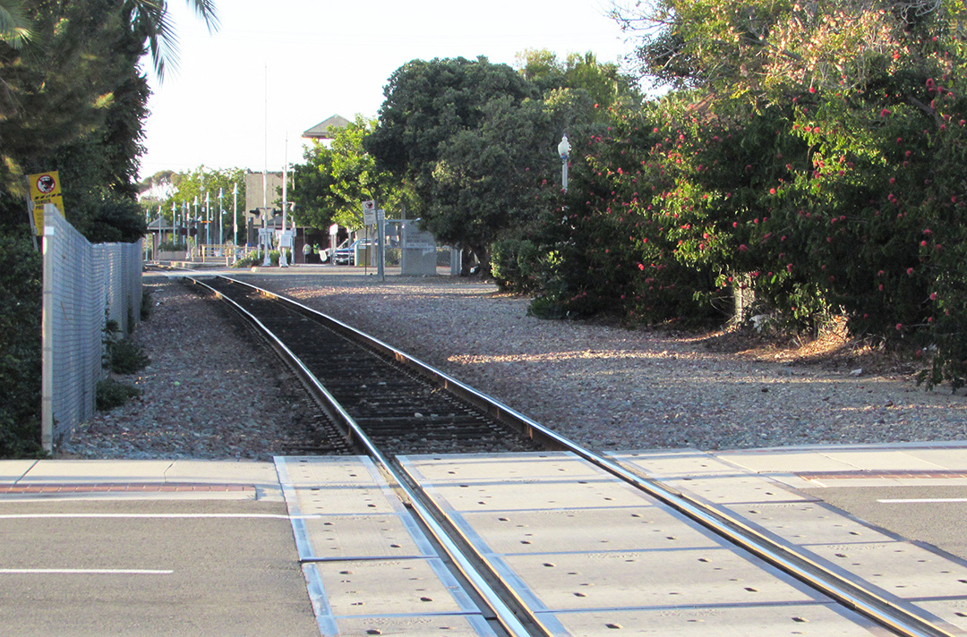 Packard has lofty goal for trenching tracks