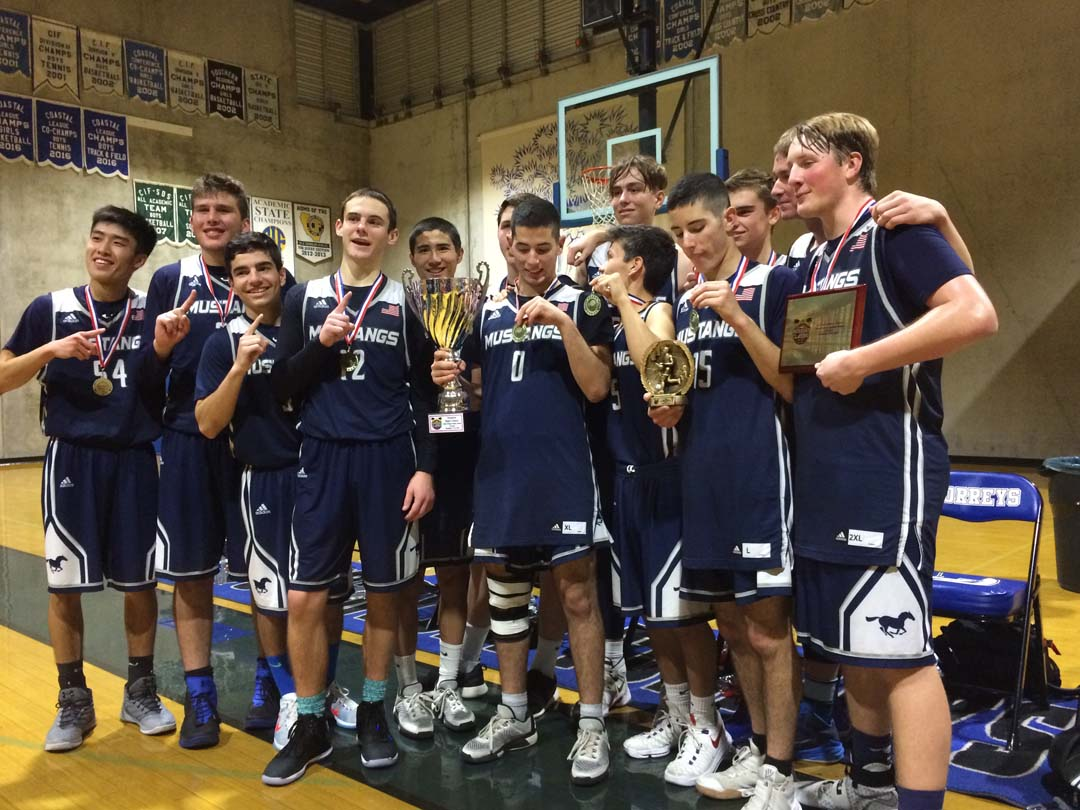San Dieguito Academy basketball breaks championship drought