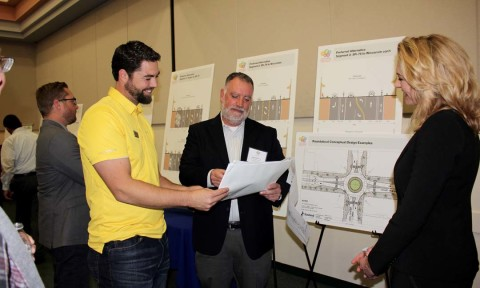 City open house shares development incentive overlay