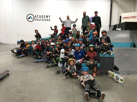 Academy Skatepark readies to roll in first anniversary