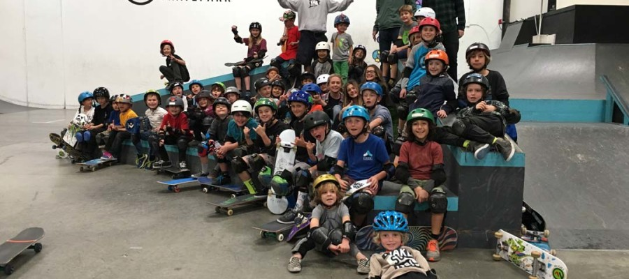 Academy Skatepark readies to roll in second anniversary