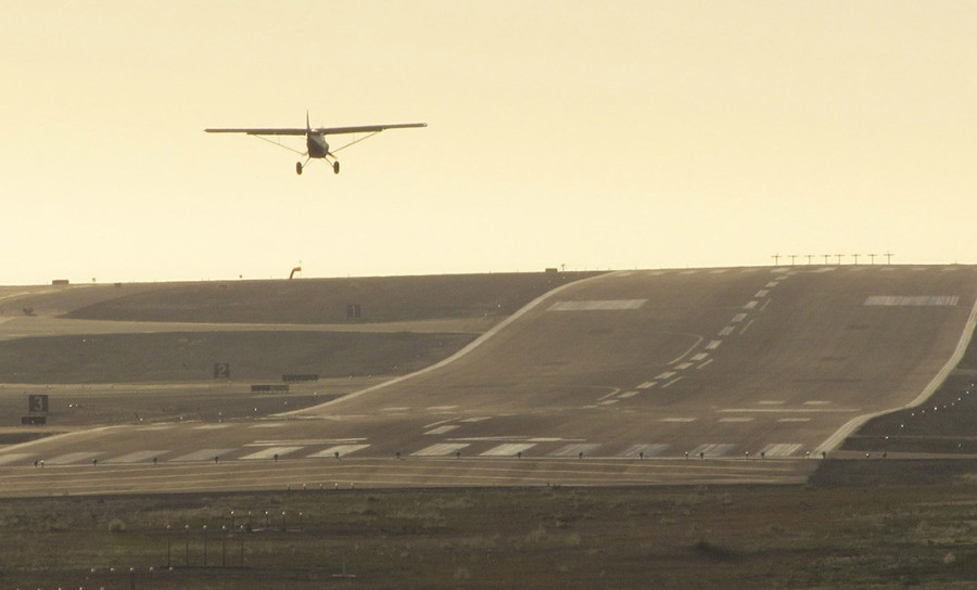 City has concerns, business community supports airport master plan update