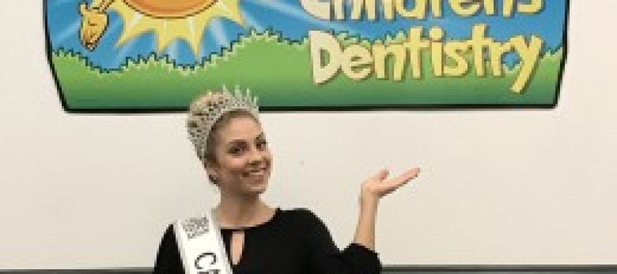 Defeat Monster Mouth with Carlsbad Children's Dentistry & Miss California U.S!