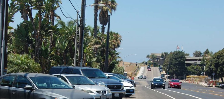 Del Mar's paid parking program being modified
