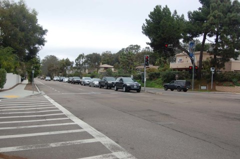 More than 100 oppose roadway changes in south end of city