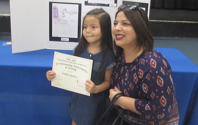 Young poets, authors earn accolades
