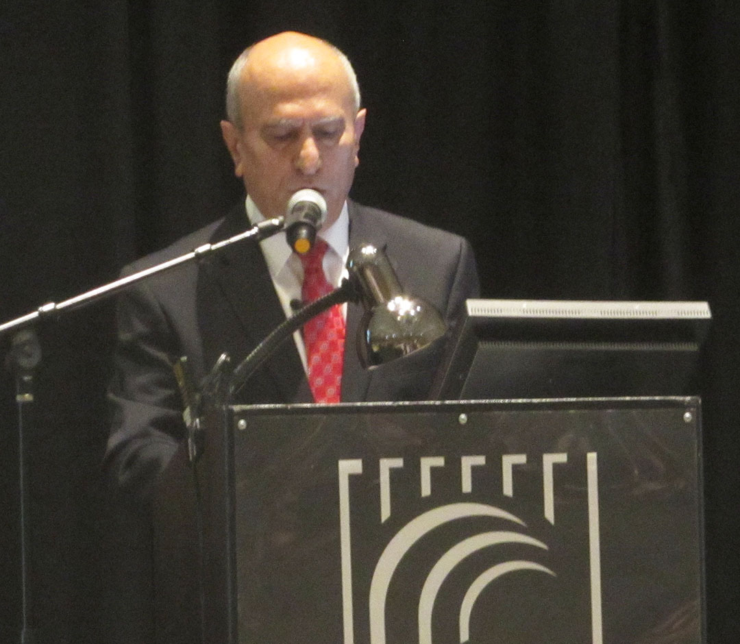 Abed calls out state in annual address
