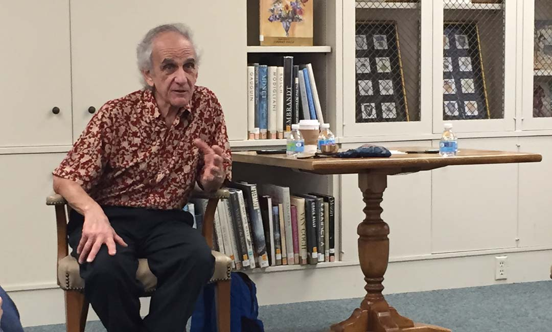 Scotti lectures on meditation