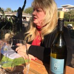 Peggy Fiandaca, co-owner of LDV Winery and its Scottsdale tasting room, explains why Arizona's southeast corner is ideal for growing red-wine grapes.