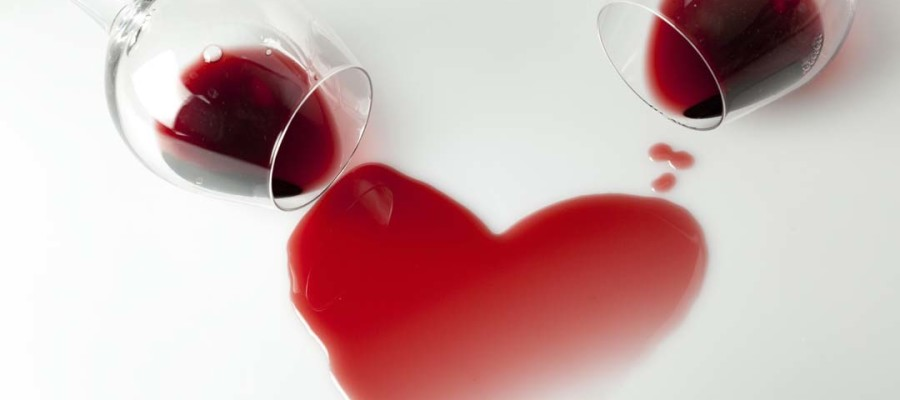 Taste of Wine: Choose a quiet, romantic restaurant for Valentine's Day