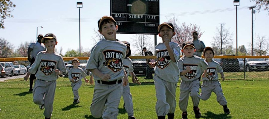 Little League season kicks off with two weeks of Opening Days