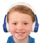 BuddyPhones, for age 3 and up, makes it impossible for users to increase noise beyond safe levels. Courtesy photo