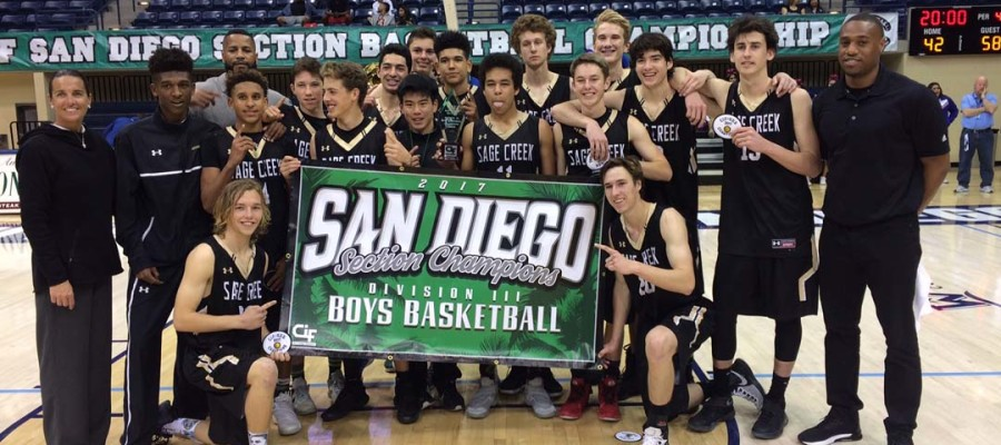 Sage Creek captures first hoops title in school history