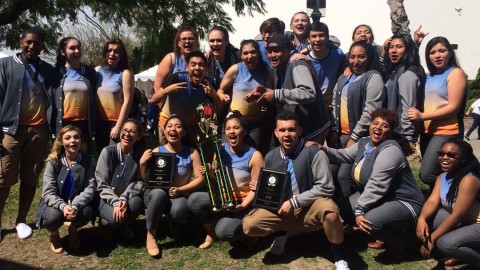 Oceanside High School show choir opens season with multiple wins