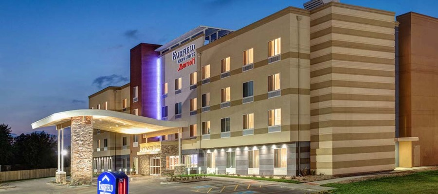 San Marcos Fairfield Inn and Suites expected to open in April