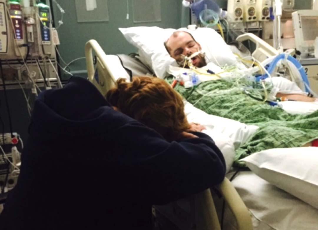 Family seeks VA assistance for veteran's rehab