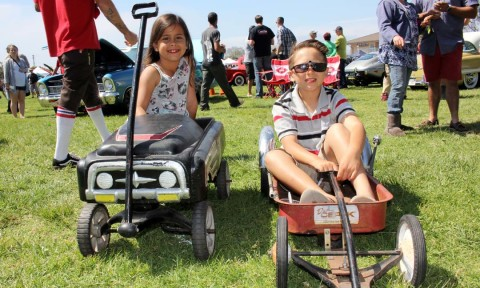 Annual car show benefits South Oceanside Elementary