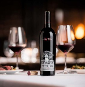 The 2012 vintage Silver Oak Cabernet Sauvignon from Napa Valley has been just released to rave reviews. Photo courtesy Silver Oak