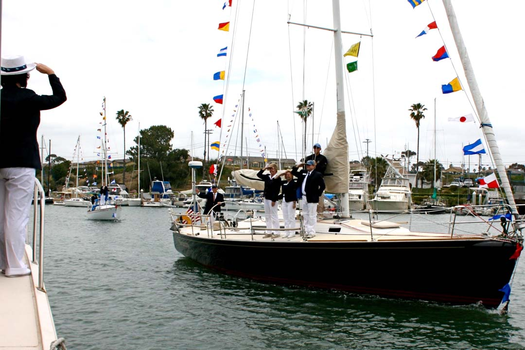 Oceanside Yacht Club to celebrate Opening Day