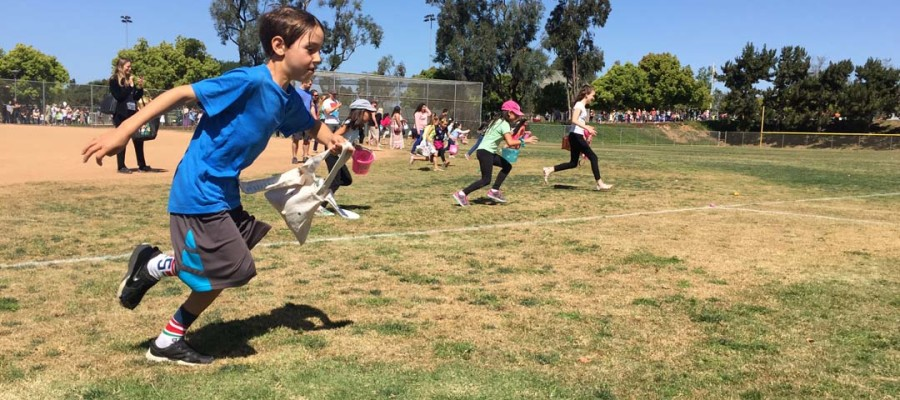 Poinsettia Park Easter event provides eggs, fun and egg puns