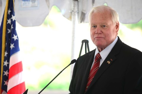 Horn touts North County's financial footing, public safety efforts