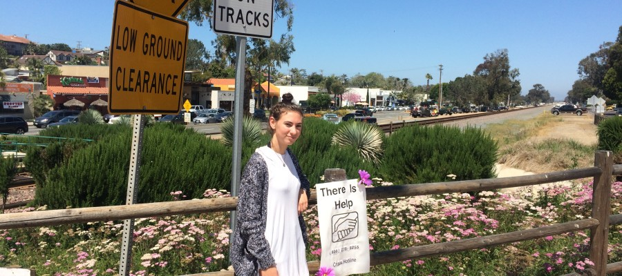 Encinitas teen's petition casts light on train suicides