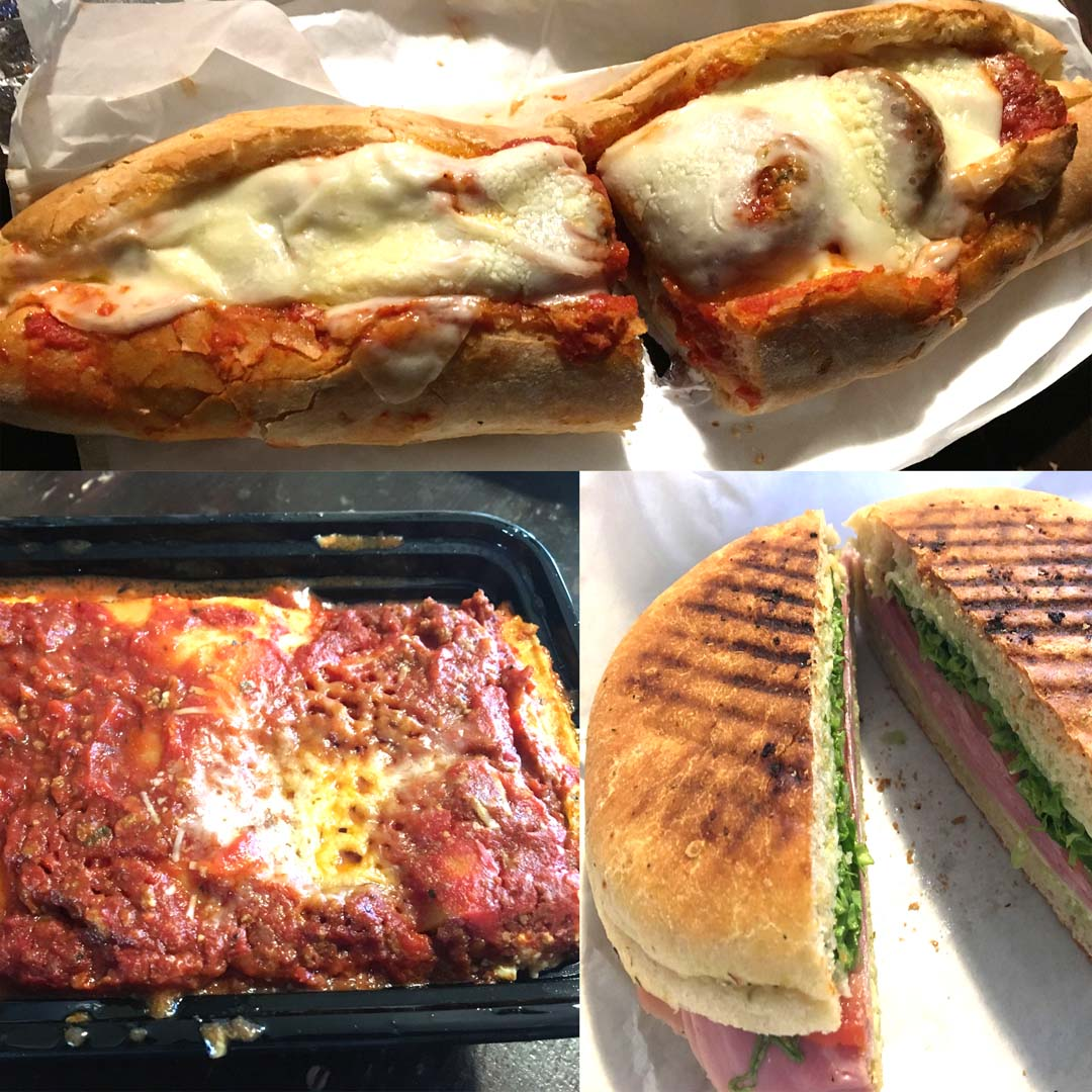 Lick the Plate: Rosanna's Pasta rocks my Lick the Plate world