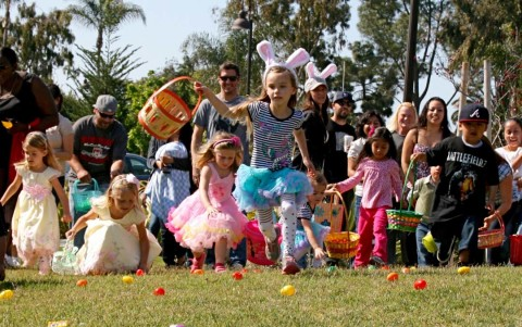 New location for Oceanside's Easter egg hunt