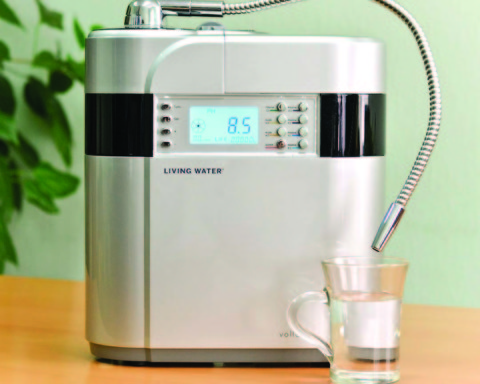 Alkaline water without having to leave your house
