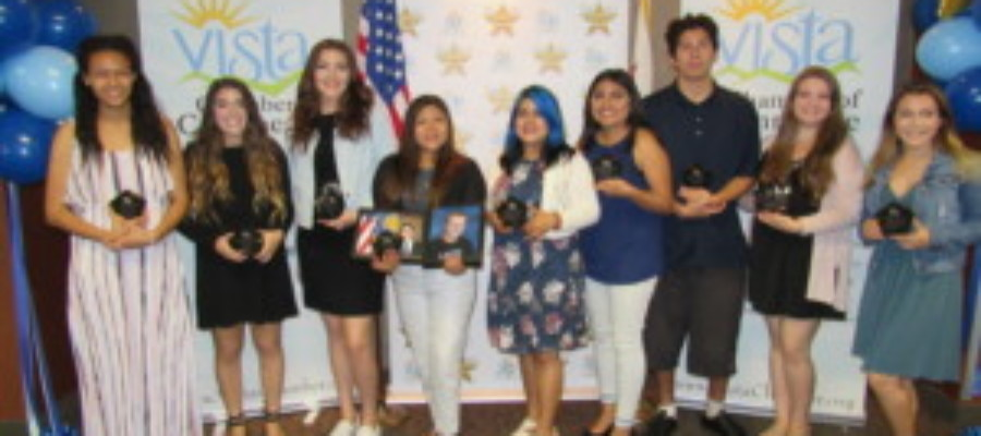 Chamber presents Rising Star scholarships