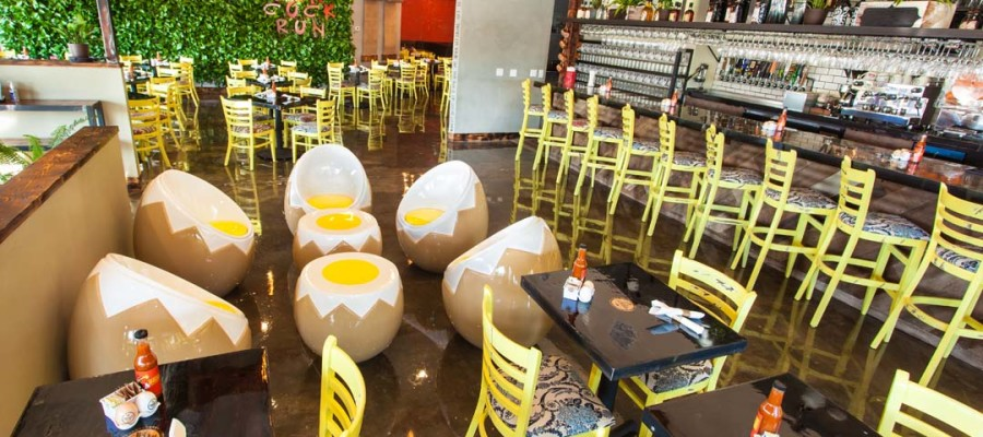Lick the Plate: Breakfast Republic takes it to another level