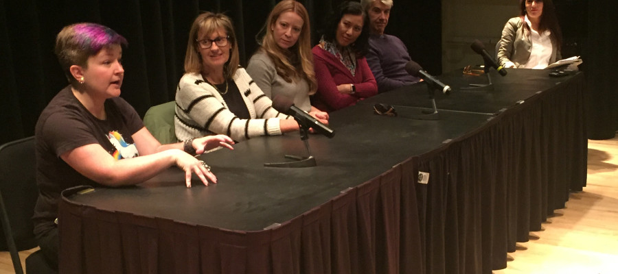 Local YA authors gather for Carlsbad Library Festival