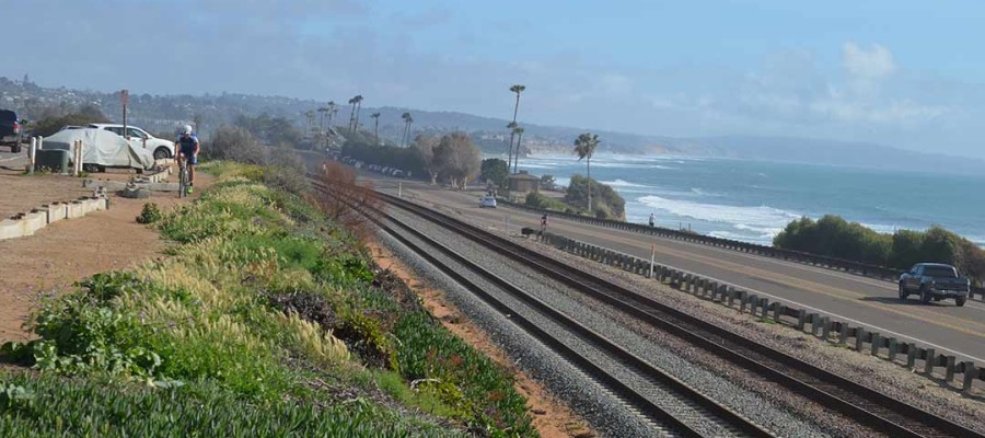 Coastal Commission to decide fate of the Cardiff Rail Trail