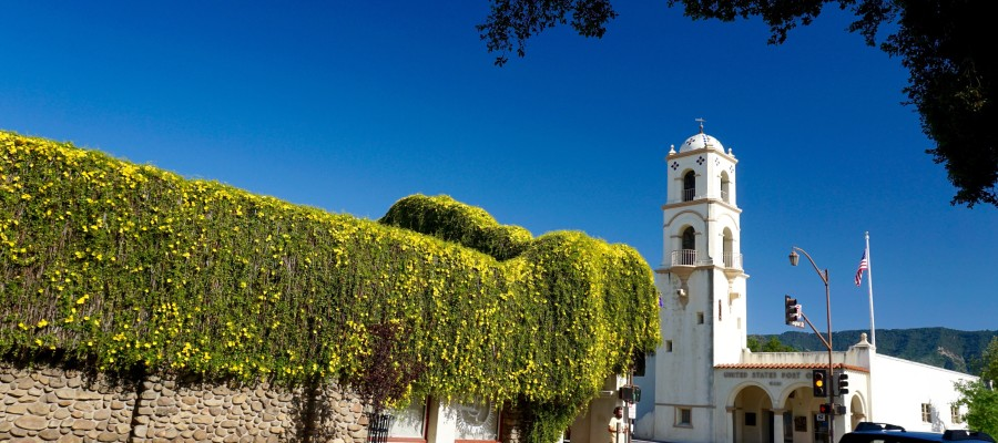 If you're looking for a weekend getaway, try Ojai