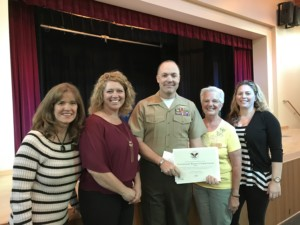 HMLA Award for CWONC- May 2017