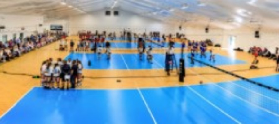 Volleyball Club Expands