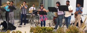 Students from the Imperial Valley College Pop Band will be playing cover favorites at the June 2 Oceanside Art Walk Event.
