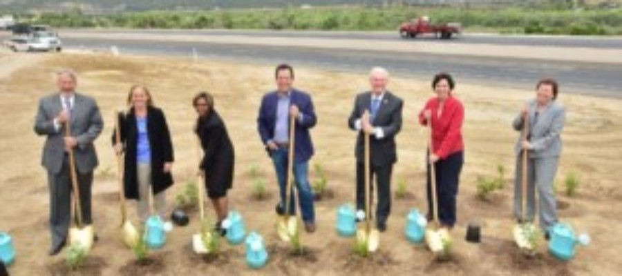 State Route 76 East Project Celebrates Grand Opening