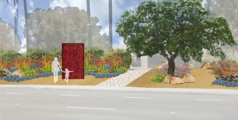 City selects art piece for fire station