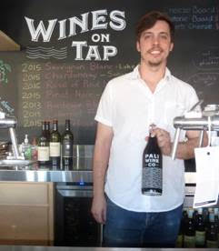1.Pali Wine, a Central Coast California winery has opened an urban wine bar in San Diego's Little Italy, managed by Frank Quattrocchi.