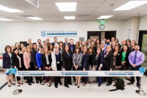 USAHS Center for Innovative Clinical Practice Ribbon Cutting