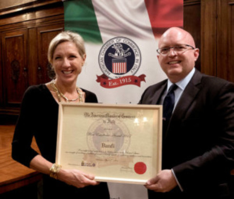 Taste of Wine: Wine Excellence Award Goes to Castello Banfi of Tuscany