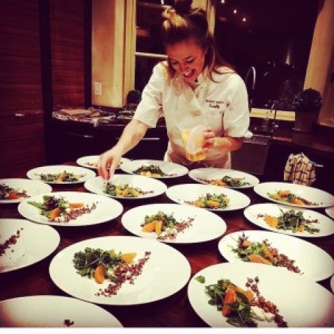 Lick the Plate: Catching up with Chef Isabelle Baril