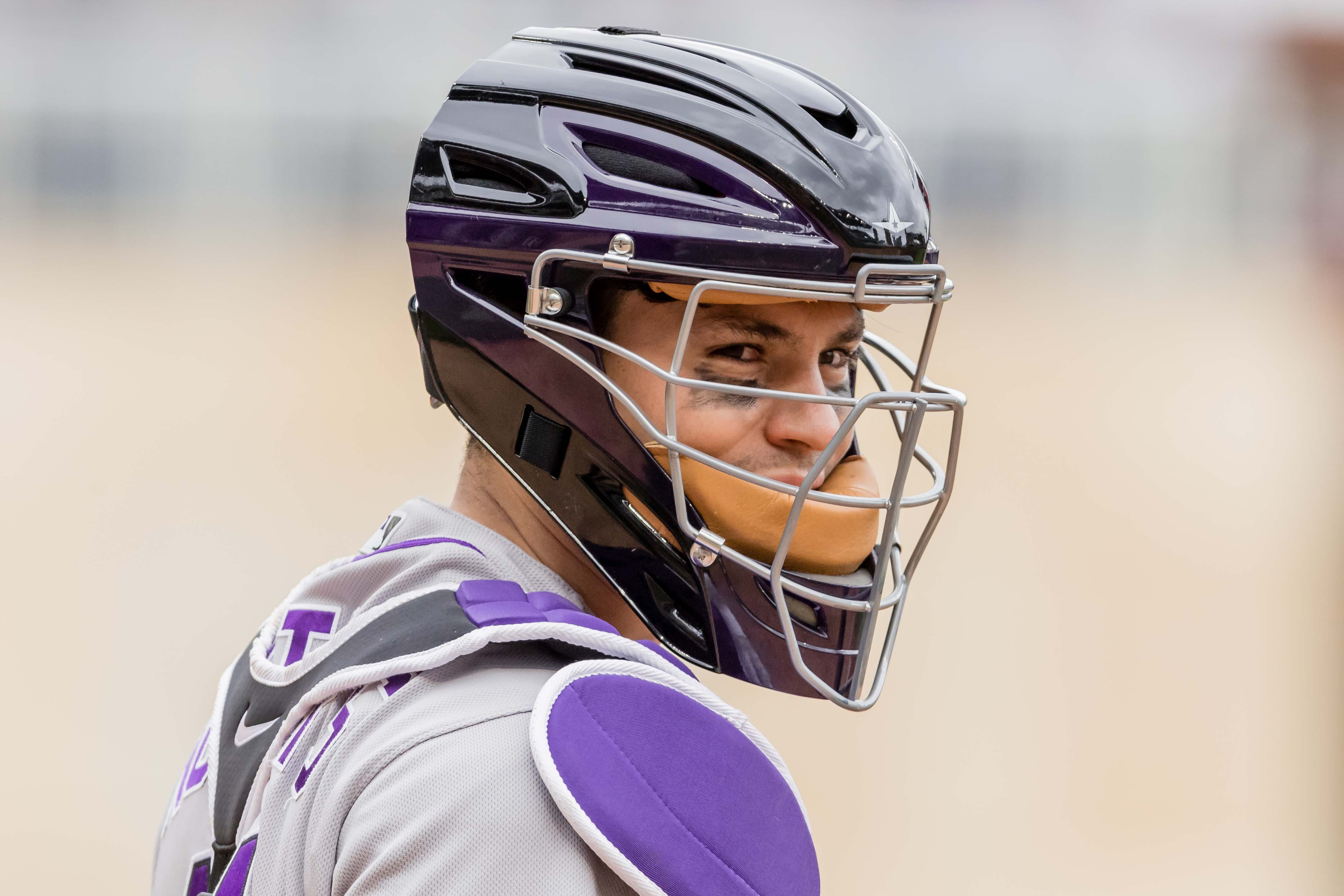 Sports Talk: Vista's Wolters catching onwith the Colorado Rockies