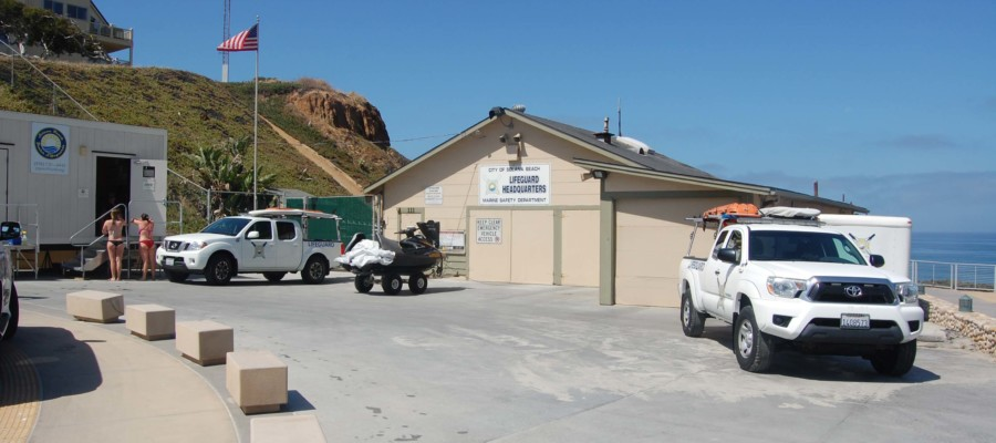 Council supports replacing lifeguard station