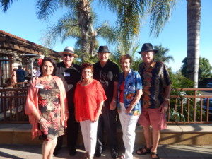 Ellen and Kevin Stotmeister, Sand and John Todd, Colleen O'Hara and Jerry Harder