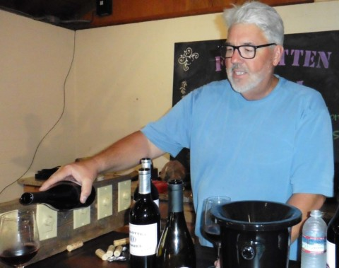 Taste of Wine: Fiddler's Green's 'secret sauce' is wine by the glass