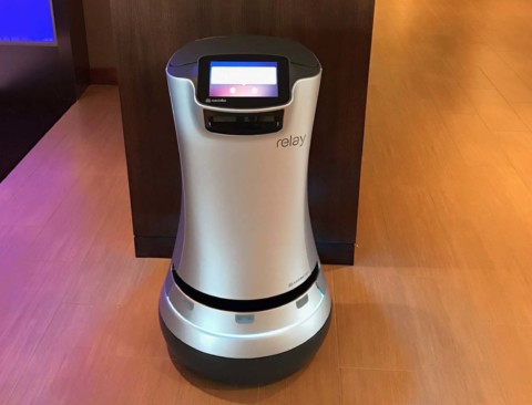 Hotel robot sparks excitement, criticism