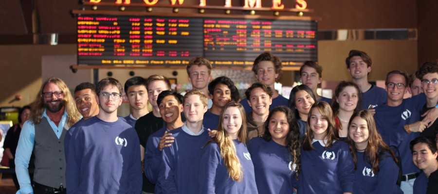 CCA students screen IMAX documentaries